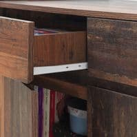 Abbey Sideboard with 2 Doors & 2 Drawers